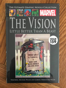Marvel The Vision Little Better Than A Beast Issue 159