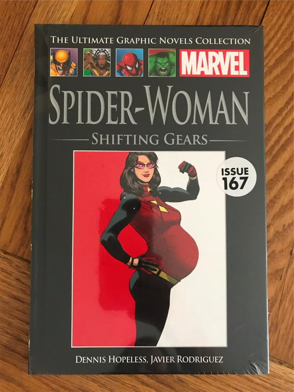 Marvel Spider-Women Shifting Gears Issue 167