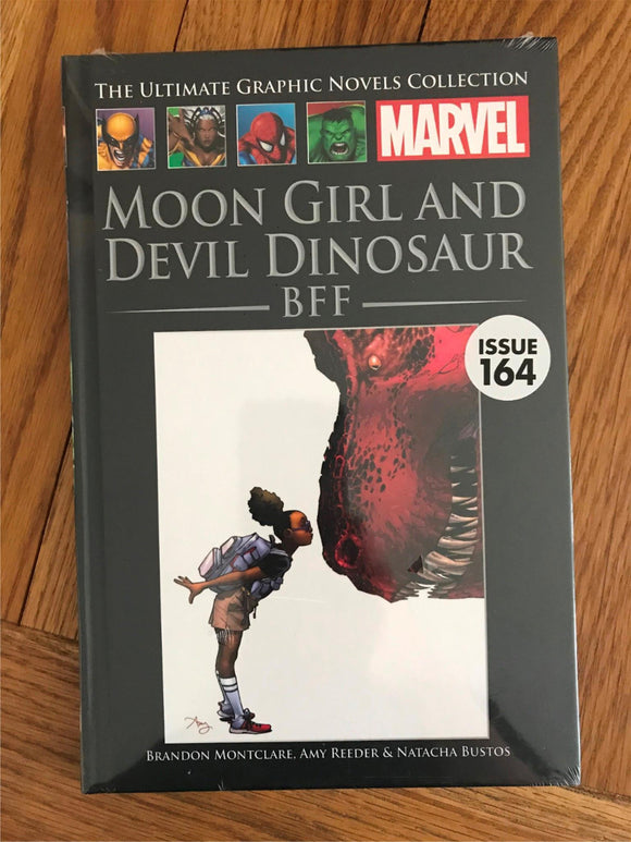 Marvel Moon Girl and Devil Dinosaur BFF Issue 164
