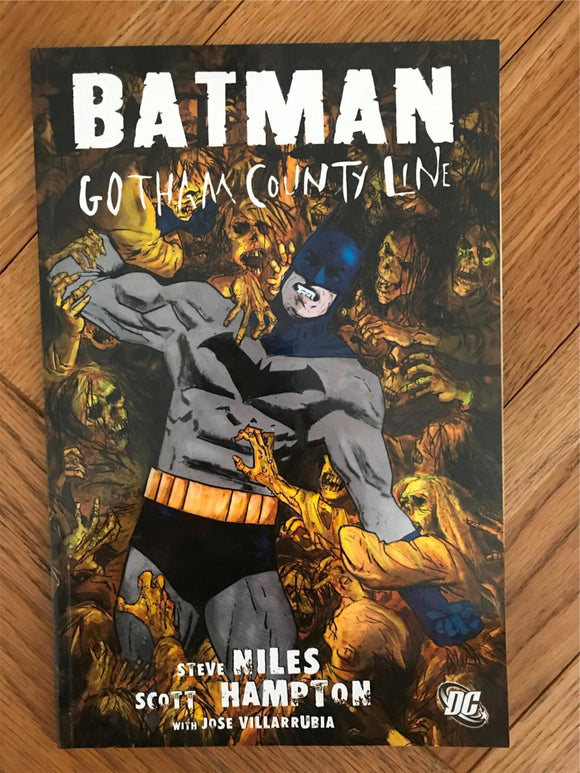 Batman Gotham County Line Graphic Novel