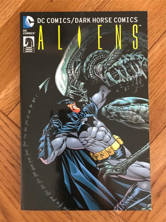DC Aliens Graphic Novel