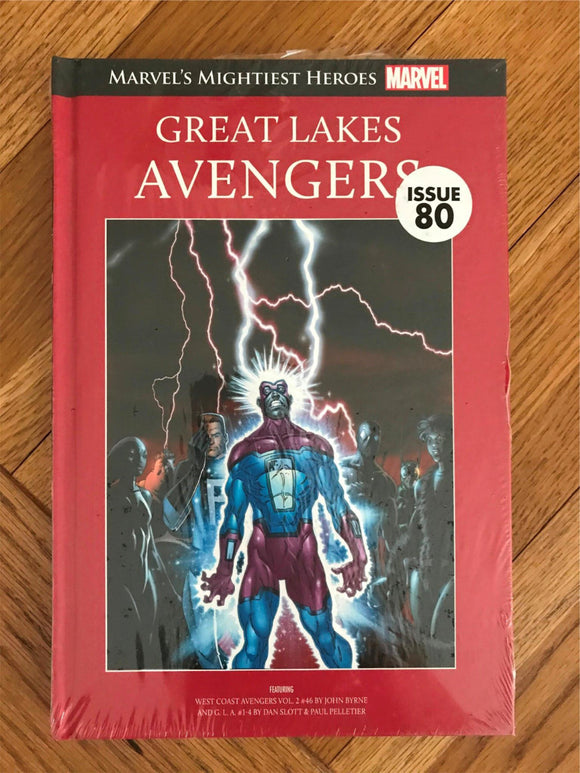 Great Lakes Avengers Issue 80 Graphic Novel