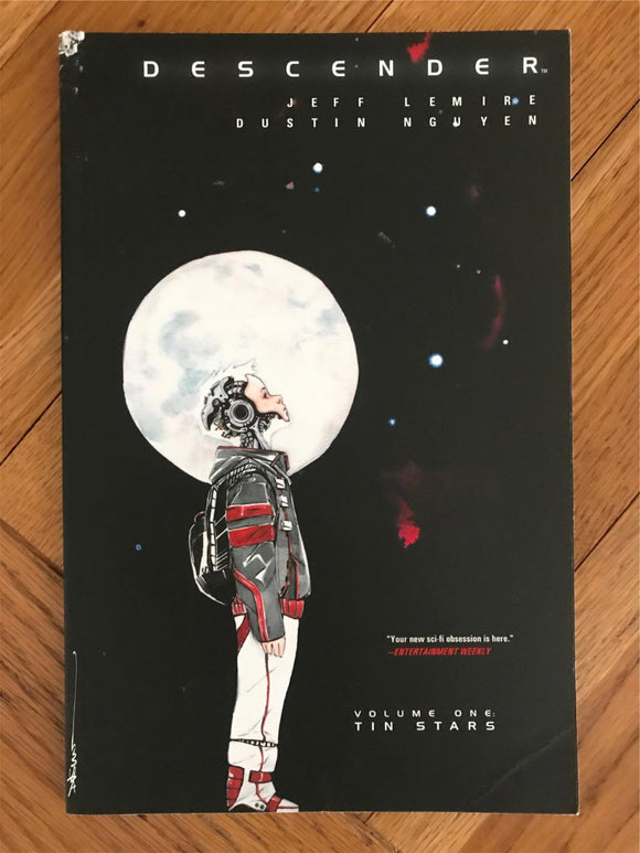 Descender Vol. 1 Tin Stars Graphic Novel