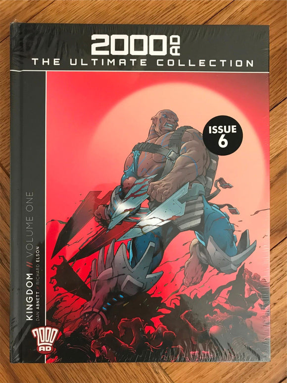 2000AD The Ultimate Collection Kingdom Vol.1 Graphic Novel