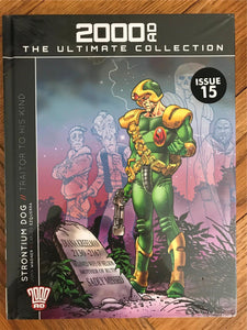 2000AD The Ultimate Collection Strontium Dog Traitor To His Kind Graphic Novel