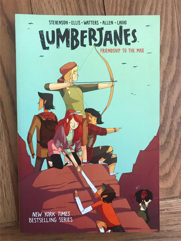 Lumberjanes Friendship to th Max Graphic Novel