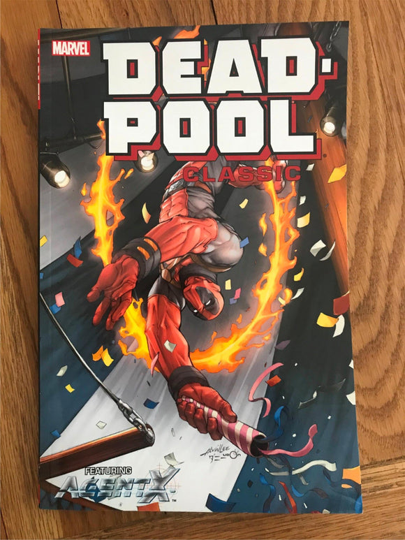 Deadpool Classic Graphic Novel