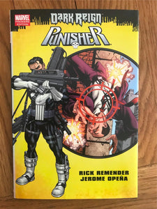 Punisher Dark Reign Graphic Novel