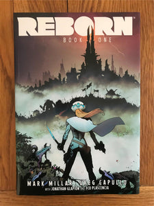 ReBorn Book One Graphic Novel