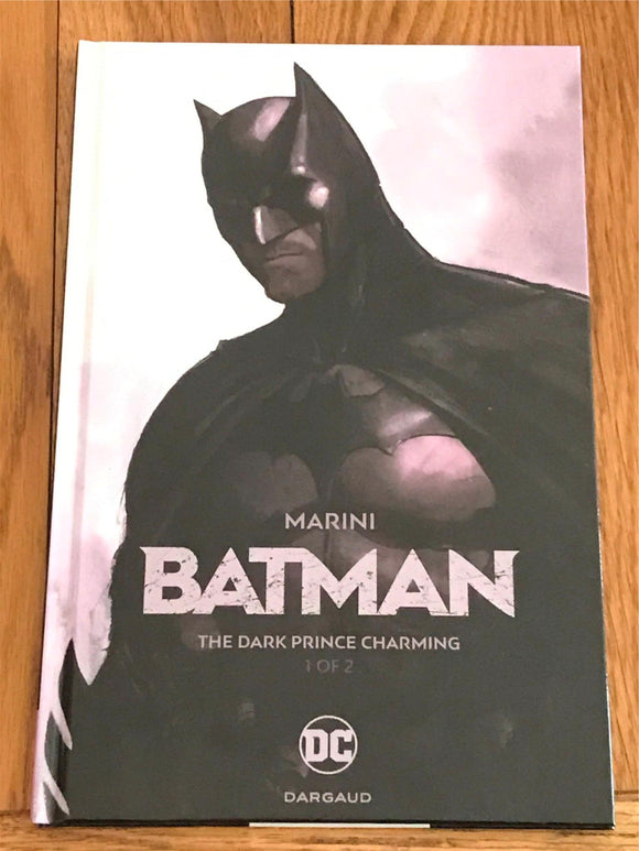 Batman The Dark Prince Charming 1 of 2 Marini Graphic Novel