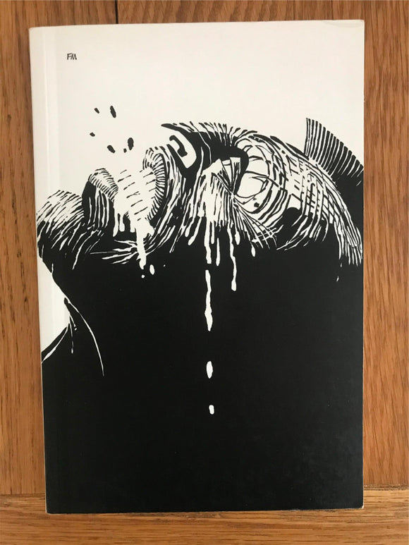 Sin City The Hard Goodbye 1 Graphic Novel