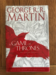 A Game of Thrones Vol One Graphic Novel