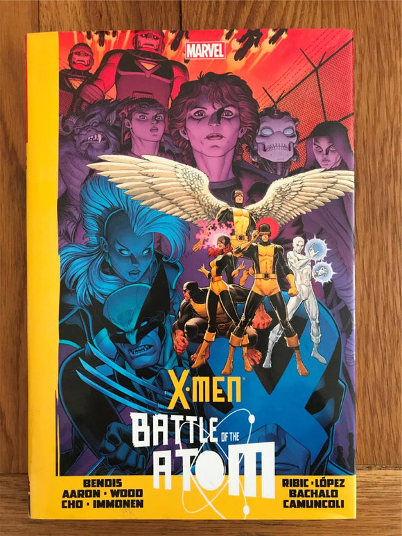 X-Men Battle of the Atom Graphic Novel