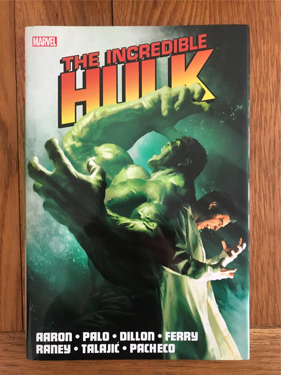 The Incredible Hulk Graphic Novel