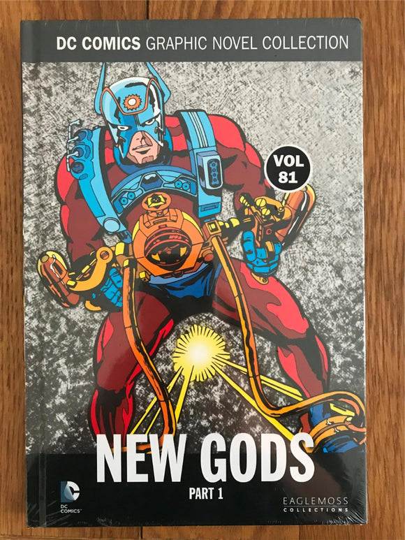 DC New Gods Part 1 Graphic Novel