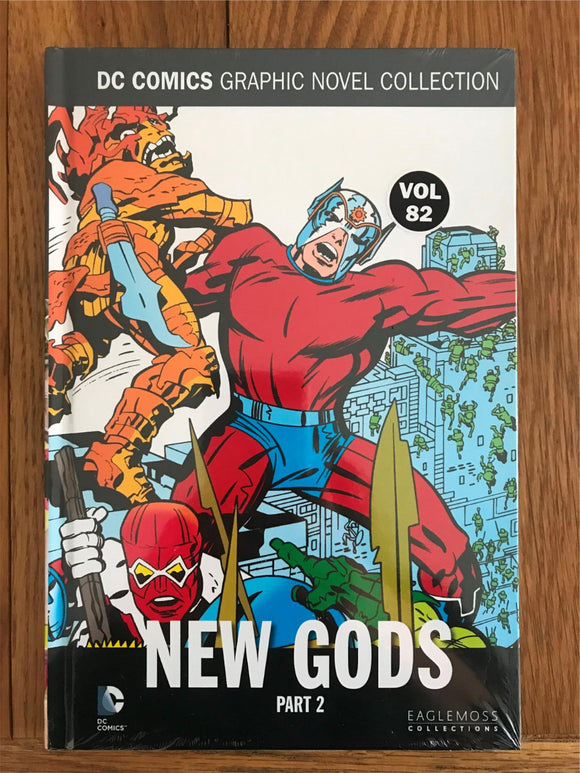 DC New Gods Part 2 Graphic Novel