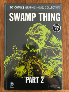 DC Swamp Thing Part 2 Graphic Novel