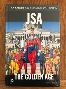 DC JSA The Golden Age Graphic Novel