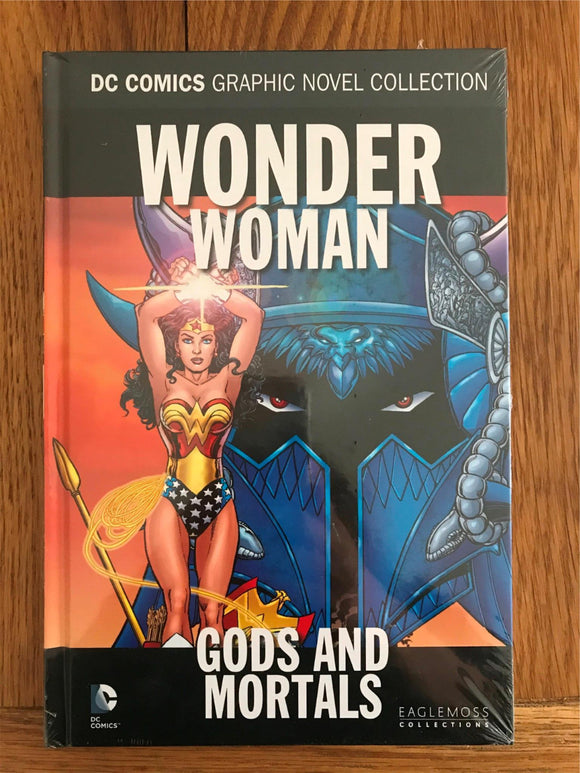 DC Wonder Women Gods and Mortals Graphic Novel