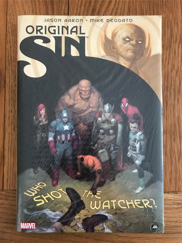 Original Sin Graphic Novel