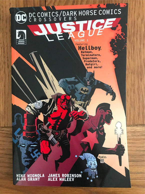 DC Justice League Vol 1 Graphic Novel