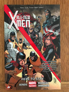 X-Men All New Here to Stay Graphic Novel