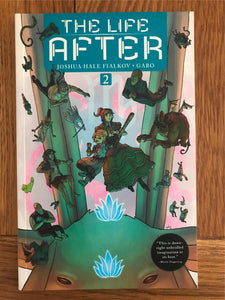 The Life After 2 Graphic Novel