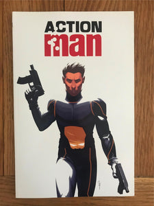 Action Man Graphic Novel