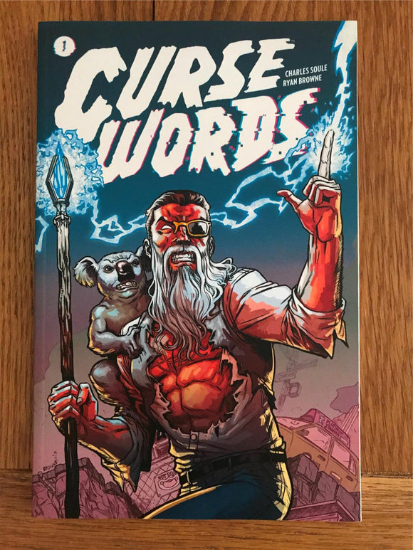 Curse Words Graphic Novel