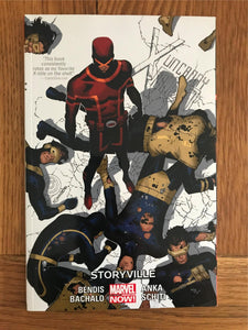 Uncanny X-Men Storyville Graphic Novel