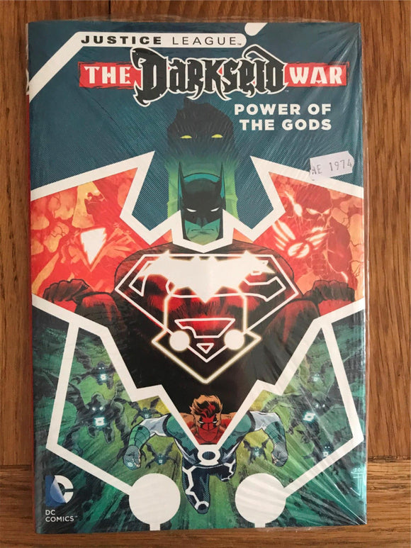 Justice League Darkseid War - Power of the Gods Hardback Graphic Novel