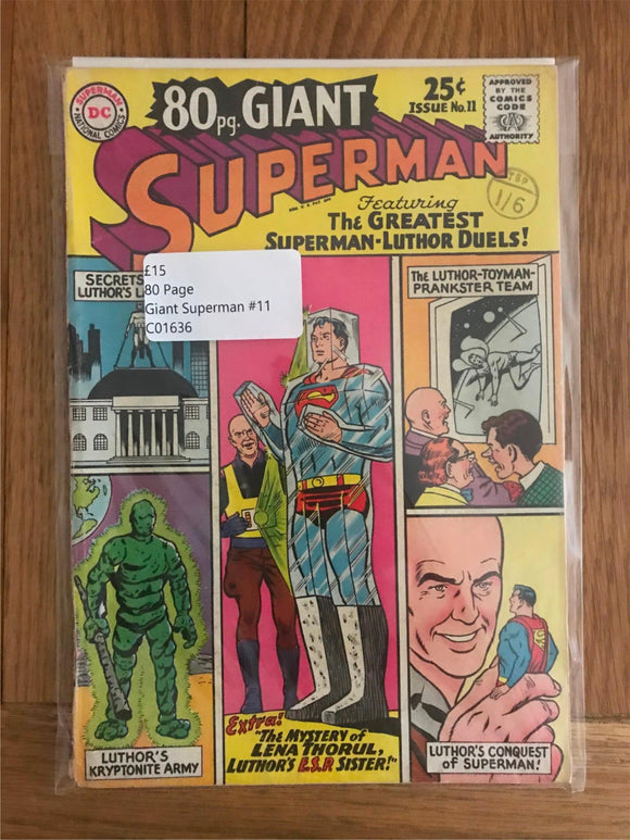 80 Page Giant Superman #11