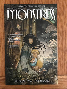 Monstress The Blood Vol 2 Graphic Novel