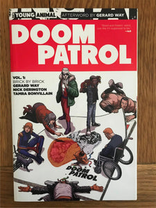 Doom Patrol Vol 1 Brick by Brick Graphic Novel