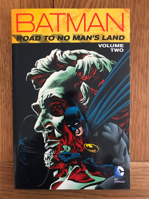 Batman Road To No Man's Land Vol 2 Graphic Novel