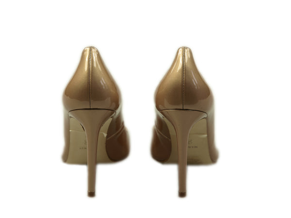 Magrit, Pumps aus Make-Up-farbenem Lackleder