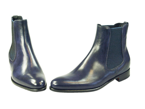 Benson´s, Chelseaboot in electricblue