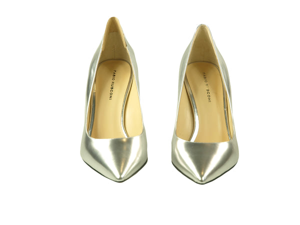 Fabio Rusconi, Nataly, Pumps in silber