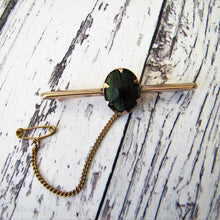 Load image into Gallery viewer, Victorian 9ct Rose Gold Scarab Beetle Brooch/Cravat Pin - MercyMadge