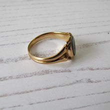 Load image into Gallery viewer, Victorian 18ct Gold Bloodstone Ring - MercyMadge