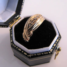 Load image into Gallery viewer, Antique 18ct Gold Diamond Band Ring, Chester 1911 - MercyMadge