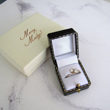 Load image into Gallery viewer, Vintage Toi Et Moi Engagement Ring - MercyMadge