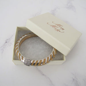 Angelique de Paris 'Mata Hari' Bangle, Sterling Silver - MercyMadge