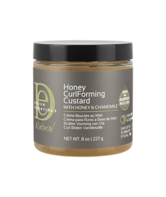 Design Essentials Almond & Avocado Honey Curl Forming Custard