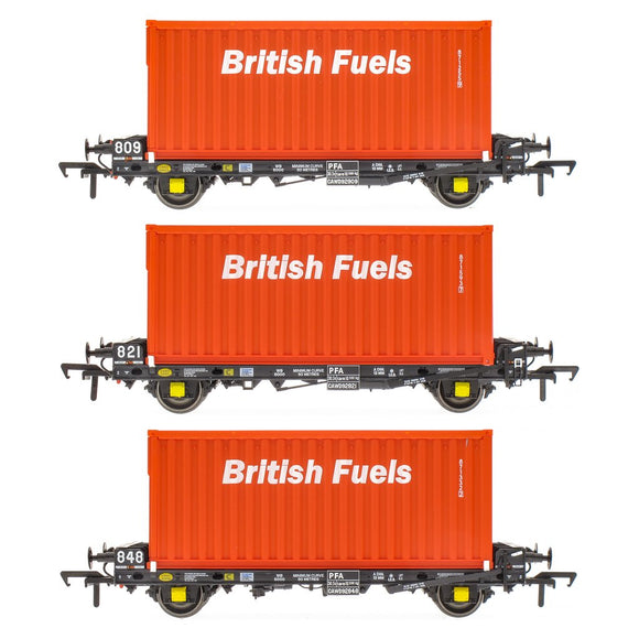 Accurascale PFA - British Fuels Coal Containers Pack H