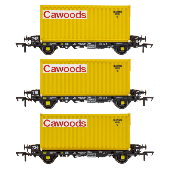 Accurascale PFA - Cawoods Coal Containers Pack T