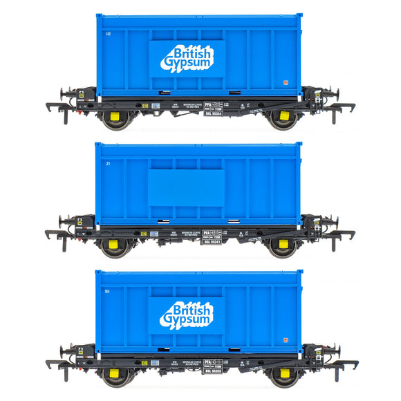 Accurascale PFA - Gypsum Container Pack I