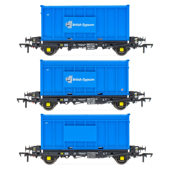 Accurascale PFA - Gypsum Container Pack K