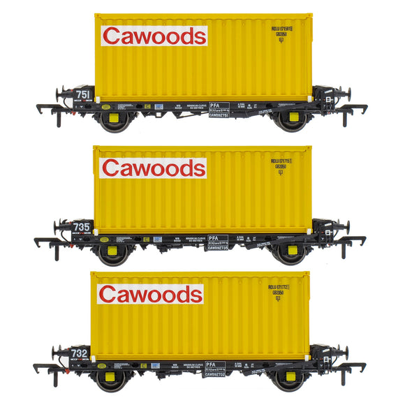 Accurascale PFA - Cawoods Coal Containers Pack S