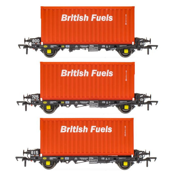 Accurascale PFA - British Fuels Coal Containers Pack G